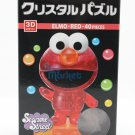 3D Crystal Puzzle Jigsaw 40 pieces Toys Decoration Sesam Street ELMO *Limited Ed