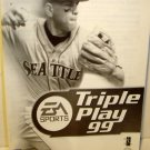 TRIPLE PLAY 99- BASEBALL--PC GAME   MANUAL  ONLY