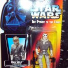 STAR WARS--POTF-- STAR WARS--POTF-- HAN  SOLO-1995--KENNER