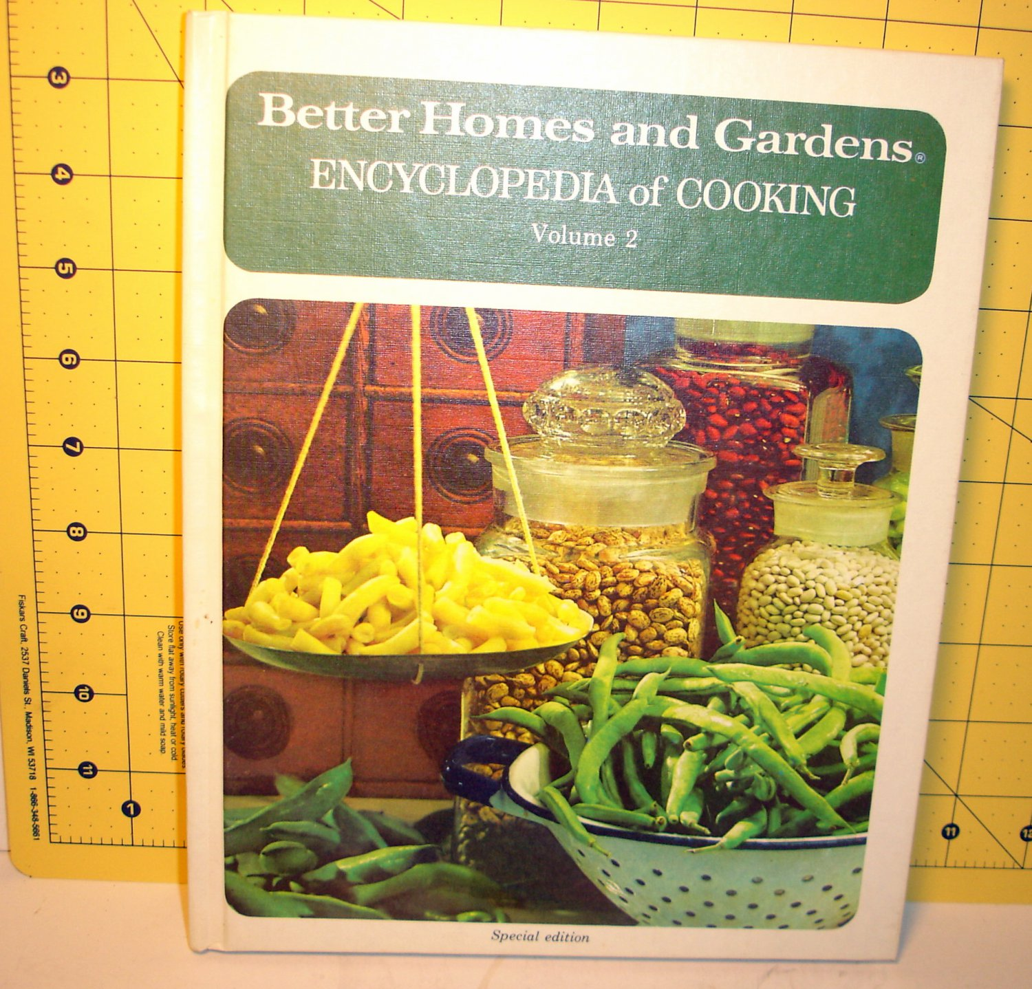 Vintage 1973 Better Homes Garden Encyclopedia Of
