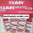 GAB Lowered Spring (various car model)