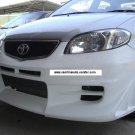 Toyoto Vios Front Bumber - Damm Design