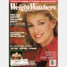 WEIGHT WATCHERS December 1983 magazine CYNDY GARVEY workout LINDA ZIMBELMAN