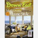 DOWN EAST March 2006 Magazine of Maine  3/06 ANGELA ADAMS Heal Black Granite Quarry MONSON