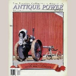 ANTIQUE POWER Tractor May June 2005 Magazine 1952 Massey-Harris PIONEER 30 1939 Allis Chalmers B