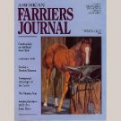 AMERICAN FARRIERS JOURNAL January 1990 Artificial Hoof Wall UNDERRUN HEEL Navicular Bursitis