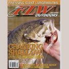 FORREST L WOOD FLW OUTDOORS Magazine Largemouth Bass Edition March 2007 John Day River