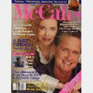 MCCALL'S November 1992 Magazine Michael Diandra Douglas JERRY HALL Mccalls