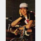 JEANNE GOLAY Flying High ARTICLE Bicycling Magazine 1995