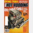 POPULAR HOT RODDING February 1980 Magazine 372 CID Small Block '37 Chevy Coupe BLOWN CHEVY LUV Truck