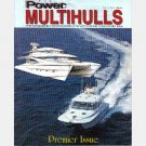 THE POWER OF MULTIHULLS Magazine Catamaran Multi Hull PREMIER LOT of 15 issues 1999-2004 CHIODI