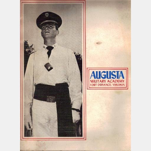 AUGUSTA MILITARY ACADEMY Catalog 1973-1974 Fort Defiance VA Virginia Private Military School