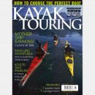 KAYAK TOURING 2005 Magazine Canoe Jurgen Koppen TANGAROA Lake Mead MONO LAKE Kenai Fjords