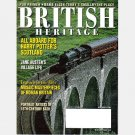 BRITISH HERITAGE November 2004 Magazine Harry Potter's JACOBITE steam engine JANE AUSTEN SMALLHYTHE