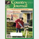 COUNTRY JOURNAL September 1987 Magazine Shiitake Mushrooms RED FOX Birmingham Barbecue Sauce
