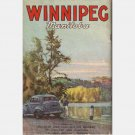 MANITOBA Canada Winnipeg tourist booklet 1930's West Hawk Lake Whiteshell Forest Reserve