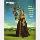 PRINT America's Graphic Design Magazine March April 1997 European Annual Bjorn Borg's Underwear