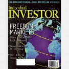 INDIVIDUAL INVESTOR April 1998 Magazine stocks Shuffle Master investing abroad Bel Fuse