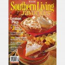 SOUTHERN LIVING FAVORITES Spring 2004 Magazine Special Issue LEMON PIE