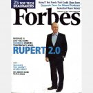FORBES February 12 2007 Magazine Rupert Murdoch Del Monte Ethanol Producers