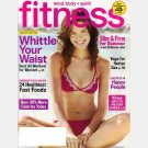 FITNESS Magazine July 2006 DANIELLA VAN GRAAS cover