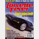 CORVETTE FEVER March 2003 Magazine C4 MAF SENSOR CODES 1994 EFI 1961 1965 1998