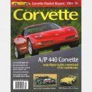 CORVETTE September 2003 Magazine Andy Pilgrim 440 ROAD TEST 04 C5R Moray Concept Car