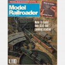 MODEL RAILROADER June 1986 Magazine Arcadia Pacific Joplin Southern 650 ton coaling station CNJ