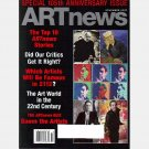 ARTnews November 2007 Magazine Art news Lindsay Pollock Brian Ulrich JEFF KOONS Meyer Schapiro