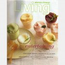 MARTHA STEWART LIVING Magazine July 2005 No 140 Special Entertaining Issue Vintage corn picks