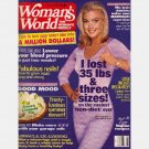 WOMAN'S WOMANS WORLD Magazine July 14 1998 Gina Tagnoni