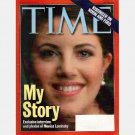 TIME March 15 1999 Magazine MY STORY Monica Lewinsky CONGO tourist slaughter Uganda Ralph Lauren
