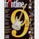 FENDER FRONTLINE Fall 1997 Magazine Vol 23 GENE PARSON Ritchie Blackmore JIMMIE VAUGHAN  Tom Dumont