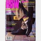 HOW November 1999 Magazine Design Ideas at Work 2000 Business Annual VIA frog Steven Morris Design