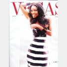 VEGAS March 2008 Magazine GABRIELLE UNION cover Bugatti EB 164 Veyron Pur Sang