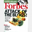 FORBES November 14 2005 Magazine ATTACK OF THE BLOGS Google's Secret FIDEL CASTRO CASH MACHINE
