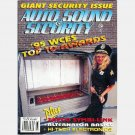 AUTO SOUND SECURITY April 1995 Magazine Zapco Symbi-link 95 WCES Gisele Rich 8 track Honda Accord