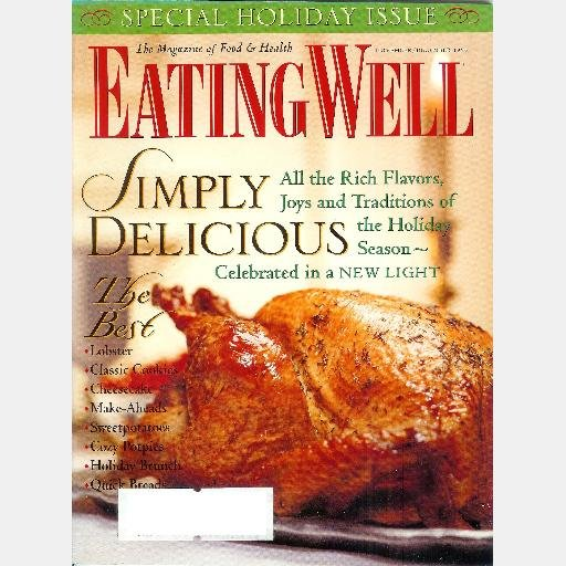 EATING WELL Smart Magazine Food & Health 1996 LOT 3 issues May/June Sept/Oct Nov/Dec
