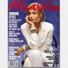 MIRABELLA November 1993 No 54 Magazine Anika JURATE KAZICKAS Lynn Redgrave Tim Burton