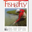 FISH & FLY SUMMER 2004 Magazine Adventure Angler Dick Sharon GIANT BROOK TROUT MAINE Black Hills SD