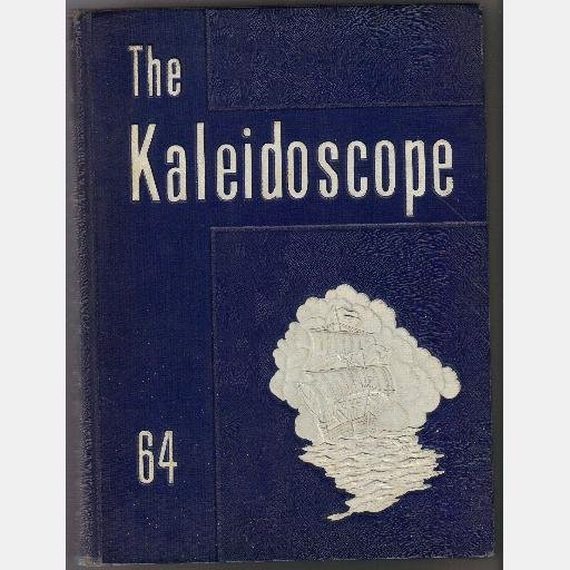 THE KALEIDOSCOPE Hopewell High School VA 1964 Yearbook Year Book Virginia