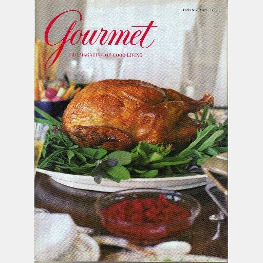GOURMET November 1996 Magazine Jiggers Diner TAPIKA W 63rd St Steakhouse Antica Trattoria