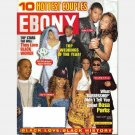 EBONY February 2003 Magazine Hottest couples Rosa Parks Weddings Young Leaders Chilli Usher