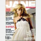 JANE February 2005 Magazine PARIS HILTON cover Volume 9 No 1