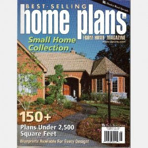 Best selling home plans march april 2002 magazine hanley for Hanley wood magazines