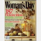 WOMAN'S DAY Magazine November 18 2003 Slow Cooker Recipes Womans Womens
