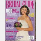 BRIDAL GUIDE Magazine March April 2000 Randy Fenoli RUBEN ZURC Volume 16 Number 2
