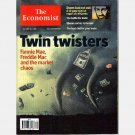 THE ECONOMIST July 19-25 2008 Magazine UK Edition TWIN TWISTERS Fannie Mae Freddie Mac Al-Qaeda