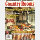 COUNTRY ROOMS FALL 1994 Vol 1 No 2 Magazine GCR Publishing Rodgers East Islip LI