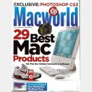 MACWORLD February 2007 Magazine 29 Best Mac Products PHOTOSHOP CS3 Core Duo Macbooks Pros